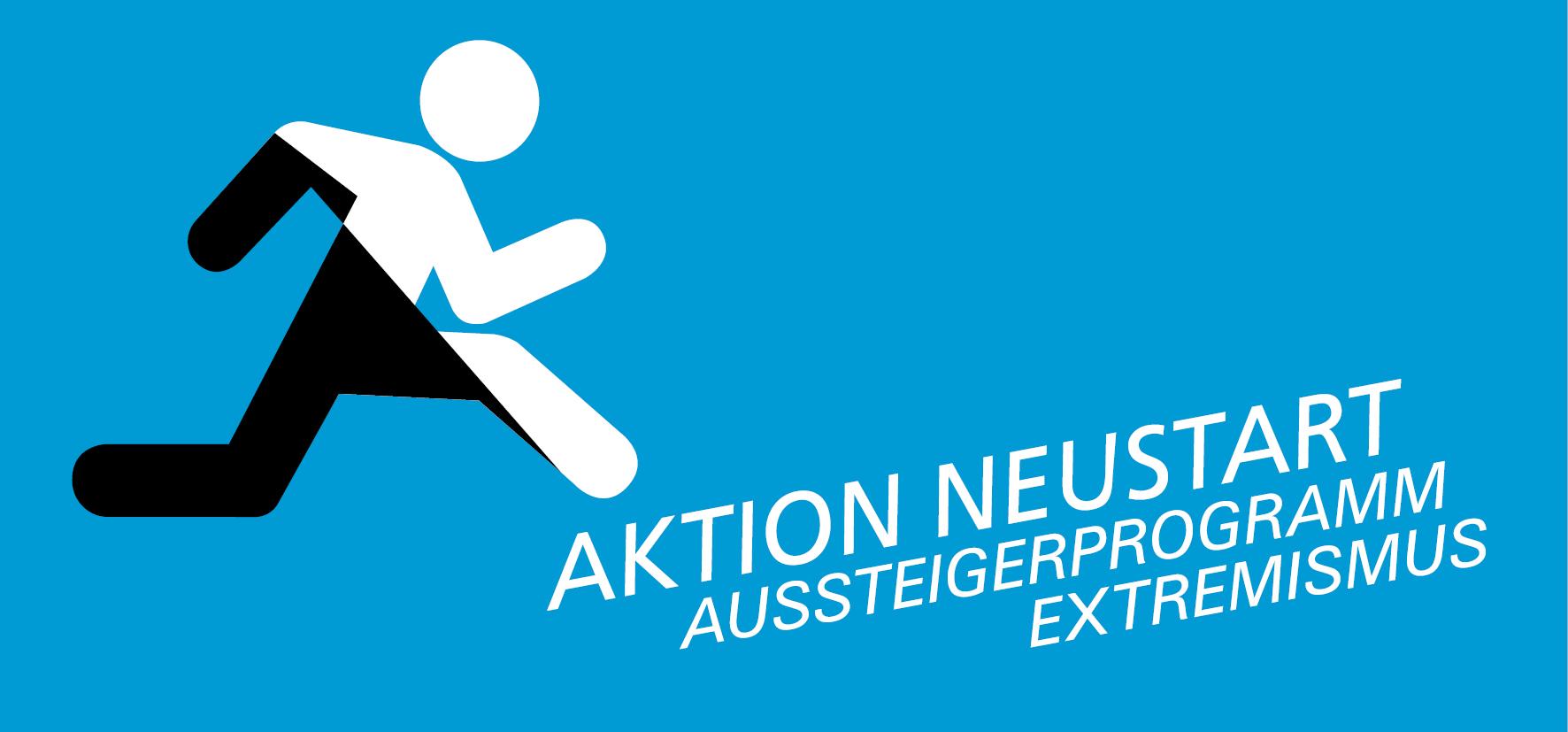 Das Logo der Aktion Neustart