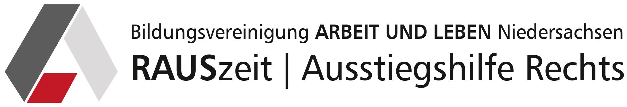 Das Logo von Rauszeit
